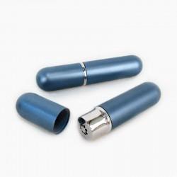 Inhalador para Popper de Aluminio - Azul