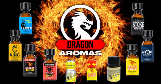 Popper : Dragon Aromas