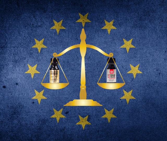 Poppers y legislación